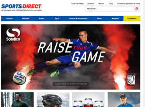 reduction sport direct